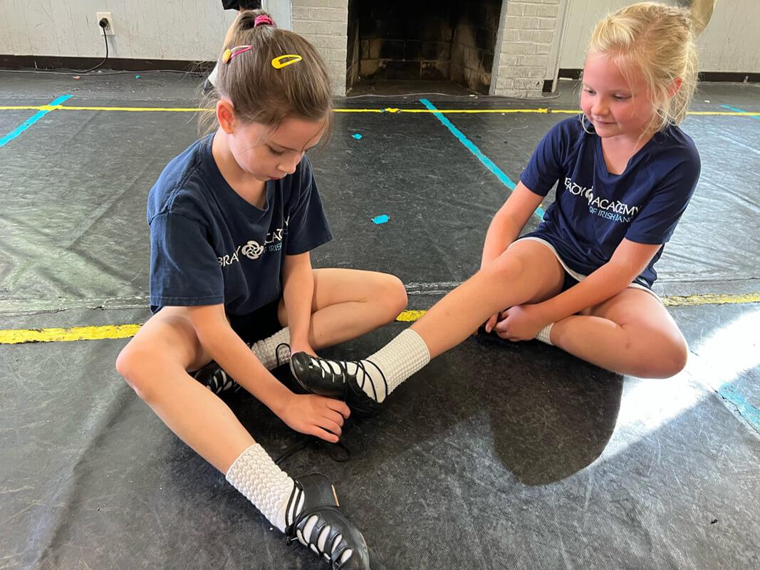 Beginner Irish Dance Class